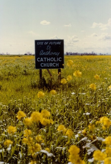 St Anthony Site Sign May 1979 Web